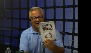 Henry Hinton, host of the Talk of the Town Radio/TV show interviews me about my new book,  POWERFUL WORDS.