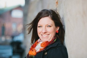Stephanie O'Brien, host of the Moved By Purpose podcast.